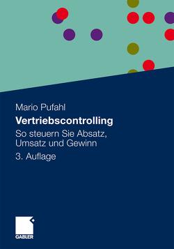Vertriebscontrolling von Czermin,  Hans-Martin, Lahr,  Nicole, Pufahl,  Mario, Ringhut,  Eric, Schallenmüller,  Siegfried