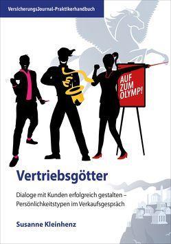 Vertriebsgötter von Fink,  Klaus J., Kleinhenz,  Susanne
