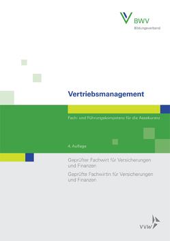 Vertriebsmanagement von Beenken,  Matthias, Berufsbildungswerk der Deutschen Versicherungswirtschaft (BWV) e.V.