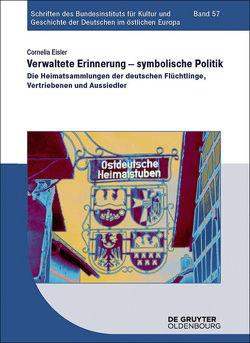 Verwaltete Erinnerung – symbolische Politik von Eisler,  Cornelia
