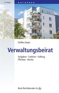 Verwaltungsbeirat von Haase,  Steffen