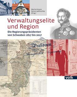 Verwaltungselite und Region von Engelke,  Thomas, Jedlitschka,  Rainer, Krauss,  Marita