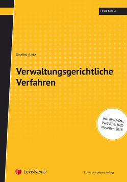 Verwaltungsgerichtliche Verfahren von Kneihs,  Benjamin, Urtz,  Christoph