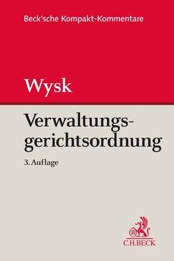 Verwaltungsgerichtsordnung von Bamberger,  Christian, Buchheister,  Joachim, Kuhlmann,  Kirsten, Wysk,  Peter