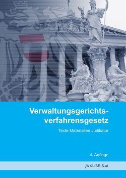Verwaltungsgerichtsverfahrensgesetz von proLIBRIS VerlagsgesmbH