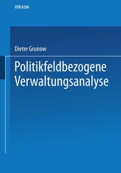 Verwaltungshandeln in Politikfeldern von Grunow,  Dieter