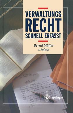 Verwaltungsrecht von Mueller,  Bernd, Zimmermann,  J.