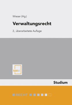 Verwaltungsrecht von Wieser,  Bernd