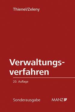 Verwaltungsverfahren von Thienel,  Rudolf, Zeleny,  Klaus
