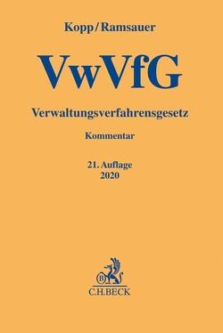 Verwaltungsverfahrensgesetz von Kopp,  Ferdinand O., Ramsauer,  Ulrich, Tegethoff,  Carsten, Wysk,  Peter