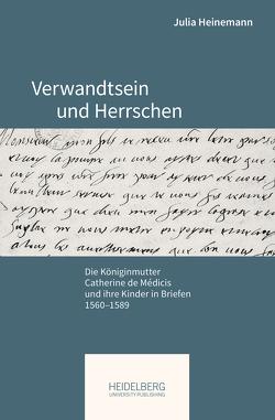 Verwandtsein und Herrschen von Heinemann,  Julia