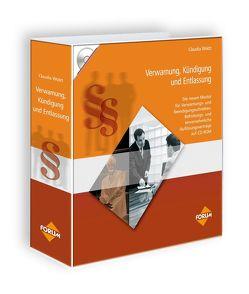 Premium-Ausgabe Verwarnung, Kündigung und Entlassung (Print-Ausgabe + E-Book) von Gerlich,  Roland