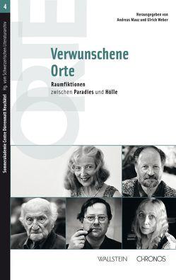 Verwunschene Orte von Mauz,  Andreas, Weber,  Ulrich