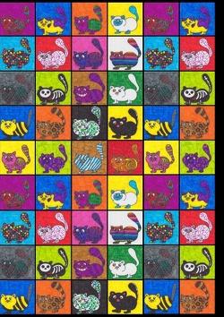 Very British Cats von Storch,  Sandra