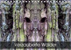 Verzauberte WälderAT-Version (Tischkalender 2019 DIN A5 quer)