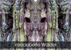 Verzauberte WälderAT-Version (Wandkalender 2019 DIN A3 quer)