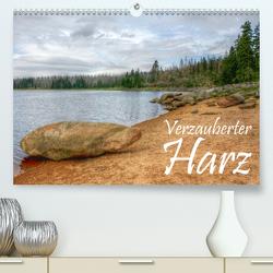 Verzauberter Harz (Premium, hochwertiger DIN A2 Wandkalender 2021, Kunstdruck in Hochglanz) von Weiss,  Michael