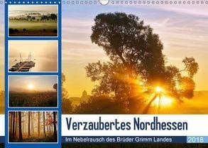 Verzaubertes Nordhessen (Wandkalender 2018 DIN A3 quer) von Klapp,  Lutz