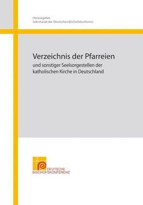 Verzeichnis der Pfarreien von Sekretariat der Deutschen Bischofskonferenz,  Sekretariat