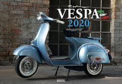 Vespa 2020 von Rebmann,  Dieter