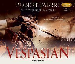 Vespasian: Das Tor zur Macht (1 MP3-CD) von Fabbri,  Robert, Windgassen,  Michael, Wittenberg,  Erich