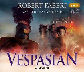 Vespasian: Das zerrissene Reich von Fabbri,  Robert, Schünemann,  Anja, Wittenberg,  Erich