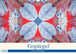 Vespiegel (Wandkalender 2020 DIN A3 quer) von Borghini (Photoinvespa),  Simone