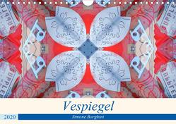 Vespiegel (Wandkalender 2020 DIN A4 quer) von Borghini (Photoinvespa),  Simone