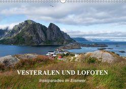 VESTERALEN UND LOFOTEN – Inselparadies im Eismeer (Wandkalender 2019 DIN A3 quer) von Junio,  Michele
