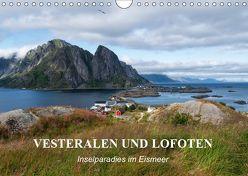 VESTERALEN UND LOFOTEN – Inselparadies im Eismeer (Wandkalender 2019 DIN A4 quer) von Junio,  Michele