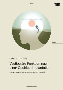 Vestibuläre Funktion nach einer Cochlea-Implantation von Dillig,  Franziska Luisa