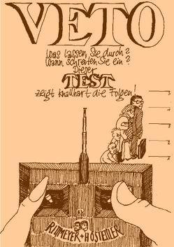 Veto von Hostettler,  Urs, Rittmeyer,  Joachim