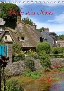 Veules Les Roses (Tischkalender 2019 DIN A5 hoch) von Brack,  Roland