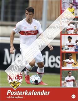 VfB Stuttgart Posterkalender 2022 von Heye