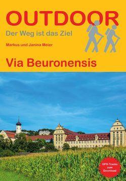 Via Beuronensis von Meier,  Janina, Meier,  Markus