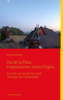 Via de la Plata – Impressionen eines Pilgers von Koldewey,  Bernd