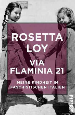 Via Flaminia 21 von Loy,  Rosetta, Pflug,  Maja