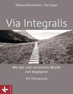 VIA INTEGRALIS. Wo Zen und christliche Mystik sich begegnen von Brantschen SJ,  Niklaus, Gyger,  Pia, Stappel,  Bernhard