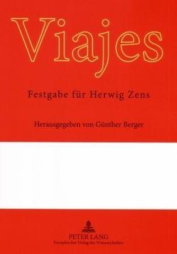 Viajes von Berger,  Günther