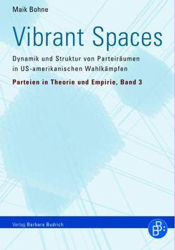 Vibrant Spaces von Bohne,  Maik