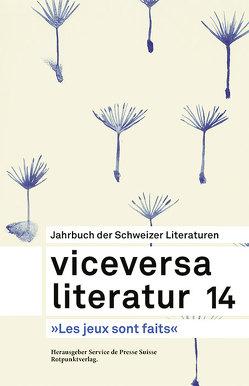 Viceversa 14 von Böhler,  Yvonne, Mengoni,  Luca, Service de Presse Suisse