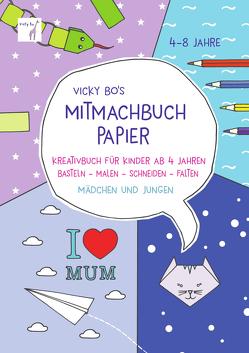 Mitmachbuch Und Malbuch Weihnachten 3 7 Jahre Von Vicky Bo