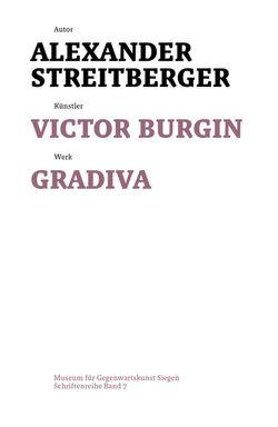 Victor Burgin von Imorde,  Joseph, Schmidt,  Eva, Streitberger,  Alexander