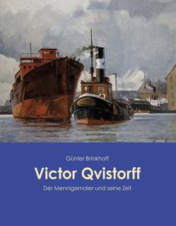Victor Qvistorff von Brinkhoff,  Günter