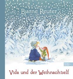 Vida und der Weihnachtself von Reuter,  Bjarne, Seeberg,  Ursula
