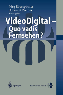 Video Digital von Eberspächer,  Jörg, Ziemer,  Albrecht