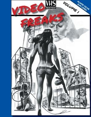 Video Freaks Ausgabe 1 von Bamberg,  Till, Borgstedt,  Holger, Böse,  Stefan, Feldmann,  Christopher