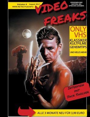Video Freaks Volume 4 von Bamberg,  Till, Böse,  Stefan, Feldmann,  Christopher, Gebhardt,  Steffen, Heidkamp,  Bernhard