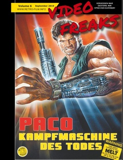 Video Freaks Volume 6 von Böse,  Stefan, Gutgesell,  Jan, Heidkamp,  Bernhard, Janzerino,  Johnny