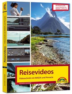 Videoschnitt mit Magix Video Deluxe und Pinnacle Studio: von Hagner,  Rainer